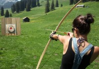 Archery like in the middle ages