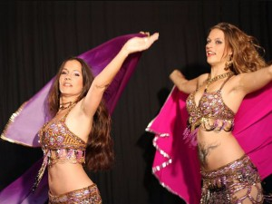 Belly Dancing Nur el Ayun