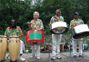 London Surprise Steelband