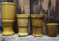 Medieval cups